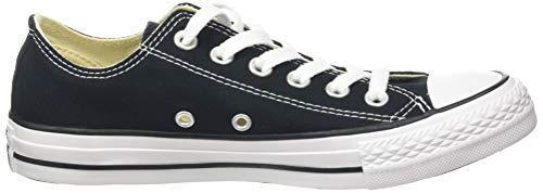 CONVERSE Chuck Taylor All Star Seasonal Ox, Unisex-Erwachsene Sneakers, Schwarz (Black), 39 EU - 12