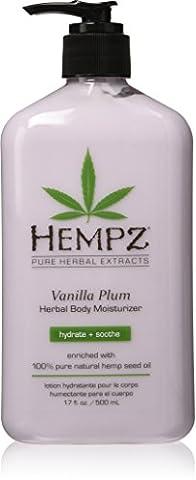 Hempz Vanilla Plum Moisturiser