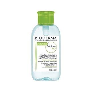 Bioderma – Solución micelar sébium h2o pump