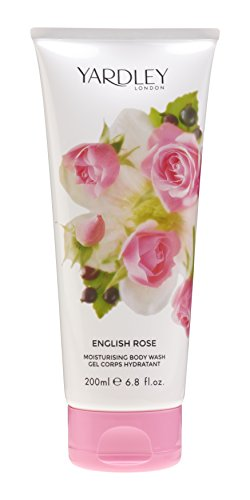 Yardley Body Wash englische Rose, 200 ml -