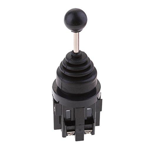 Gazechimp 4A 250VAC Monolever Joystick-Schalter Selbst Zurückgesetzt Schalter mit 30mm Montageloch - Schalter Spst-relais