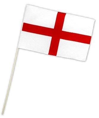 Fahne Flagge England 30 x 45 cm mit Stab