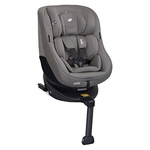 Joie Spin 360 GT Reboard-Kindersitz Autositz 0-18 kg Gray Flannel