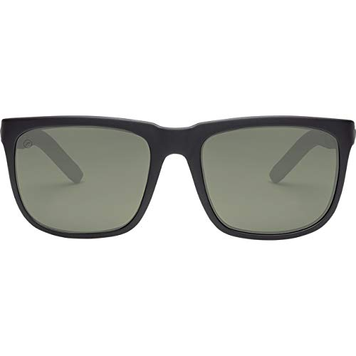 Electric Knoxville S Sunglasses One Size JJF Blk ~ Ohm Polarized Grey