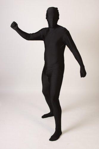 Foxxeo 10801 | Original Lizenz Foxxeo Ganzkörperanzug Kostüm Ganzkörper Anzug Fasching Gr. M-XL, (Ganzkörperanzug Kostüm)
