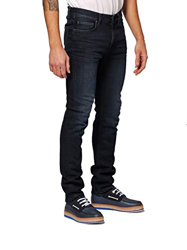ACNE STUDIOS Herren 30E131219 Blau Baumwolle Jeans