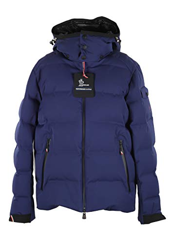 e40edbf88 Moncler CL Grenoble Montgetech Jacket Coat Size 5 / XL / 54/44 U.S. Blue