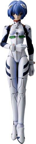 Fraulein Revoltech: #001 Neon Genesis Evangelion Rei Ayanami Action Figure [Toy] (japan import)