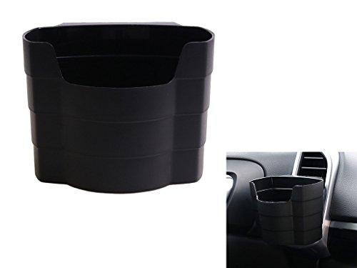 Preisvergleich Produktbild Chytaii KFZ Tassehalter Cubby Box Aufbewahrungsbox Klimaanlage AusgangCar Air Vent) Wasserbecherhalter Handys Getränke Zigaretten-Etui Halterung