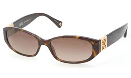 COACH Sonnenbrille HC 8012 500113 Schildpatt 53MM