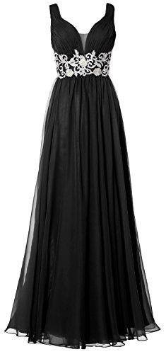 macloth-vestito-linea-ad-a-senza-maniche-donna-black-50