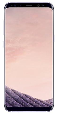 Samsung S8 Plus UK SIM-Free Smartphone – Orchid Grey