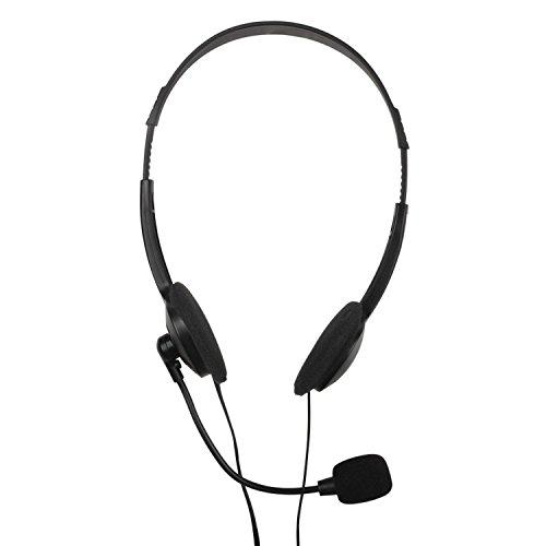 casque-ecouteur-avec-microphone-mains-libres-noirvoip-skype-msn-yahoo-icq-aol