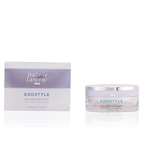 Isabelle Lancray Egostyle Gel Crème Anti-Stress- Gelartige, feuchtigkeitsspendende Tagescreme mit UV-Schutz, (1 x 50 ml)