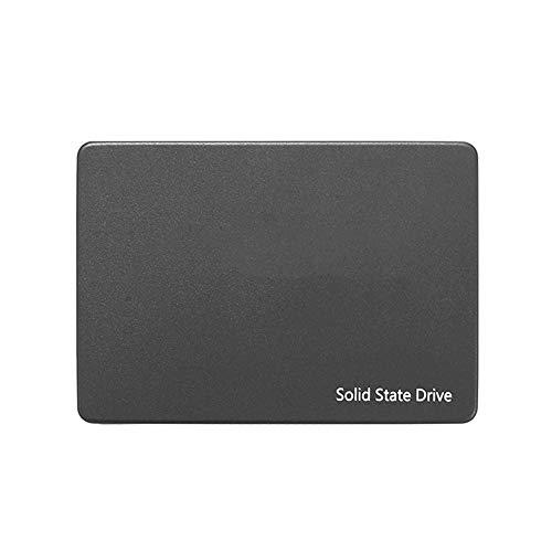 """MHOLR SSD Interner Solid State Drive, HDD 2TB 2.5"""" SATA 3 Notebook-Festplatte, Geringes Rauschen, Hohe Schreibgeschwindigkeit, Geeignet Für Laptop/Desktop"""