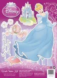 Disney Princess Wandtattoo Set (417)
