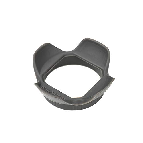 htfrgeds Lens Hood Sun Shade Protective Cover Case Cap Guard for DJI OSMO Action Camera silikon Material for OSMO Action Gegenlichtblende -