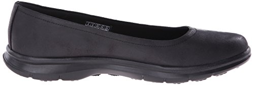 Skechers Performance Womens Go Step Challenge Walking Shoe Daim noir