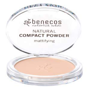 Maquillaje Polvos COMPACTOS Sand - COSMÉTICA BIOLÓGICA