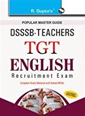 DSSSB: Teachers TGT: English