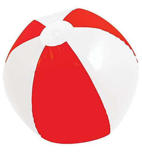 Islander Fashions Erwachsene Kinder Aufblasbare Blow Up Beach Ball 150 cm Kinder Beach Party Zubeh�r Einheitsgr��e (Packung 3)