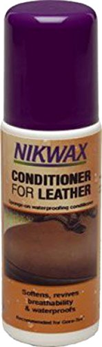 Nikwax Scarpe in pelle impermeabile calzature rammollimento Conditioner 125 ml