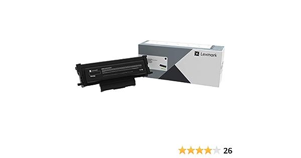 Lexmark B232000 Black Return Toner Cartridge Bürobedarf Schreibwaren