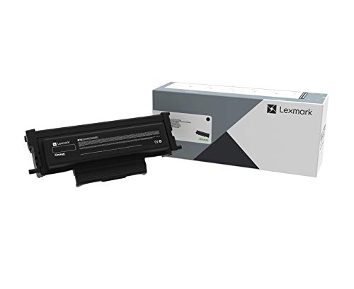 Original Lexmark B222000 Rückgabe-Tonerkassette Schwarz