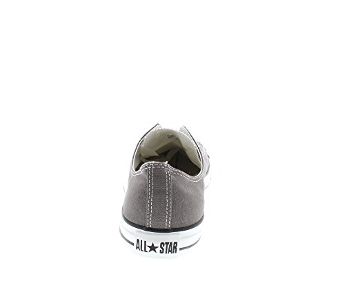Converse All Star Ox, Sneaker Unisex Adulto Grau (charcoal)