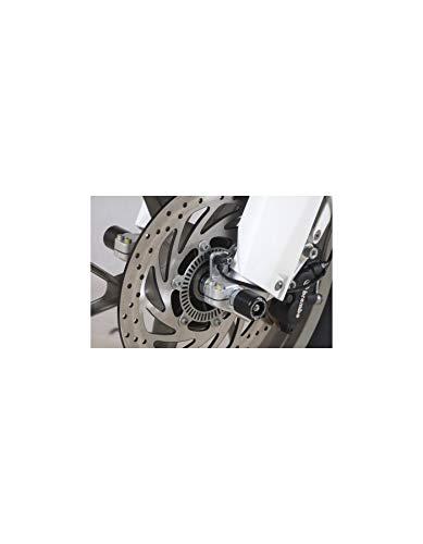 Protection DE Fourche R&G TAMPONS FP0125BK Husqvarna TR 650 Strada/Terra