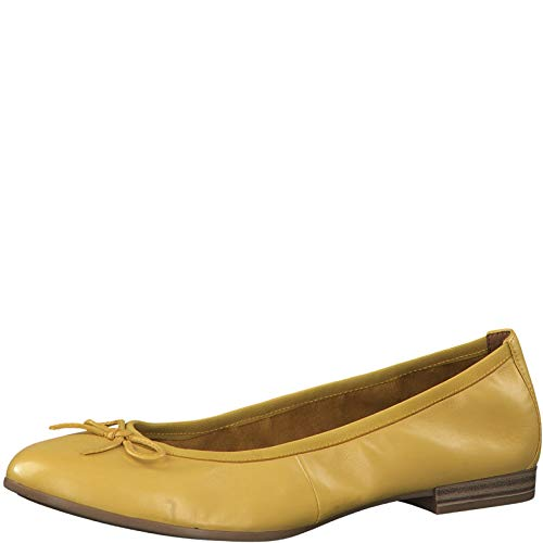Tamaris Mujer Bailarinas, Merceditas 22116-24, señora Bailarinas Clásicas, Zapatos Planos,Zapatos...