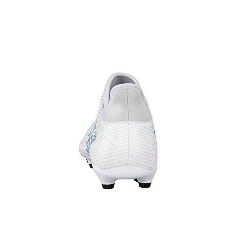 adidas Herren X 17.3 Fg Fußballschuhe Mehrfarbig (Ftwr White/energy Blue /clear Grey )