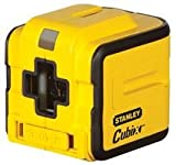 LASER LEVEL, SELF LEVELING, CUBIX STHT1-77340 By STANLEY