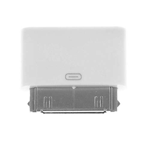 Jenor Adapter für iPhone 4 / 4S / iPad 2/3 / iPad Touch 3/4 (8-polig) -