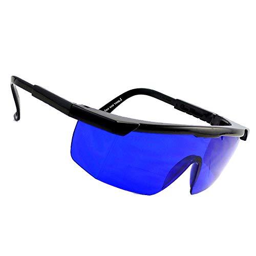 Centtechi Golf Ball Finder Brille Professionelle Spezial Blau Objektive Gläser