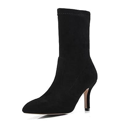 Sandalette-DEDE Hochhackige Stiefel, Sexy Frauen, Starken Kopf, größe Frauen Stiefel, Mittel -, Super - Stiefel. von Sandalette-DEDE auf Outdoor Shop
