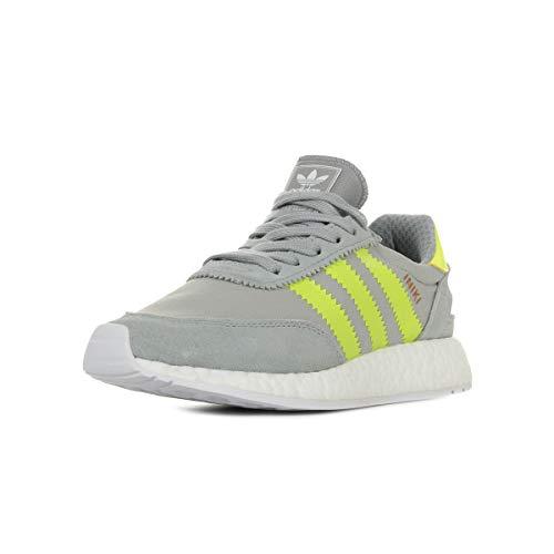 adidas Iniki Runner Damen Schuhe Turnschuhe Sneaker BB0001, Grau, 39 1/3 EU
