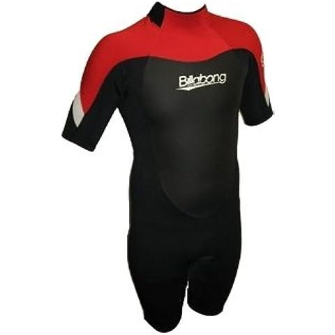 Billabong Foil 2mm Junior Shorty wetsuit in