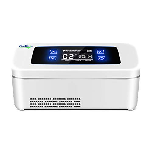 AiYe Kühltaschen & -boxen Medikamentenkühlschrank und Insulinkühler mit fortschrittlichem Temperaturkontrollsystem - tragbarer Medikamenten-Kühlbox-Akku für 15 Betriebsstunden