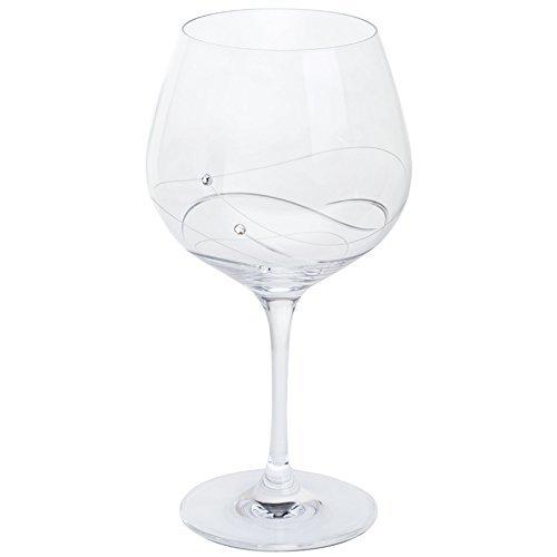 Dartington Crystal Gin y Tonic Copa gafas, cristal, transparente, 2u