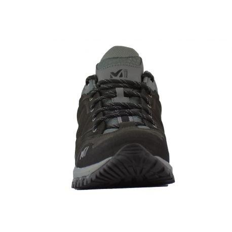 MILLET Hike Up, Chaussures de Randonnée Basses Homme Black