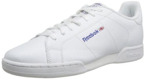 Reebok Npc II, Baskets mode homme, Blanc (1354), 45