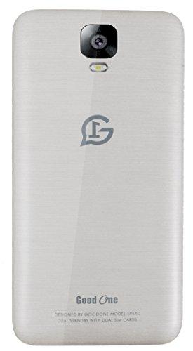 Good One 4G Super Slim Gorilla glass Android Phone White Colour