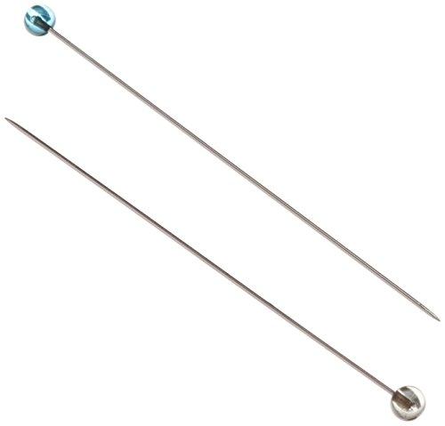 �Stück Kristall Glas Kopf Pins ()