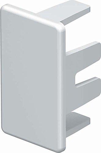 Preisvergleich Produktbild OBO Bettermann Endstück WDK HE20035RW WDK Endstück für Leitungsführungskanal 4012196976768