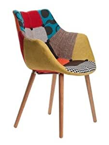 Chaise Patchwork Eleven