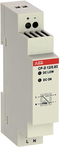 ABB Stotz Netzteil In: 100-240VAC Out: 24VDC/0.42A