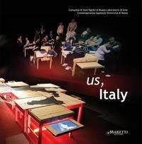 Us Italy por Anton Roca