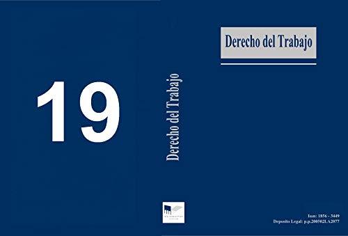 Revista Derecho del Trabajo de [Fundación, UNIVERSITAS, Mirabal Rendón, Ivan, Hernández