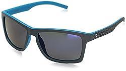 Polaroid Polarized Sport Mens Sunglasses - (PLD 7009/S Y4T 57JY 57 Blue Color)